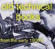 old technical books