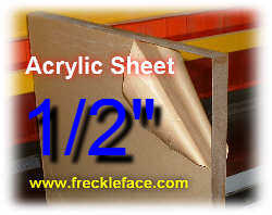 Acrylic Sheet 1 2 Quot Thick