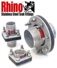 RHINO FITTINGS & GASKETS