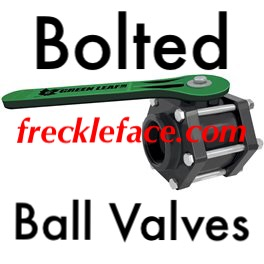 bolted plastic ball valve