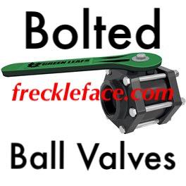 BoltedBallValve