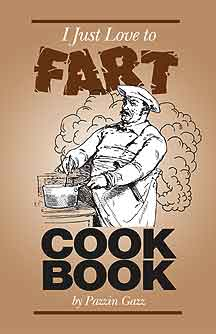 I love To Fart Cookbook