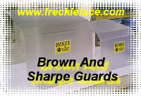 BROWN AND SHARPE GUARDS
