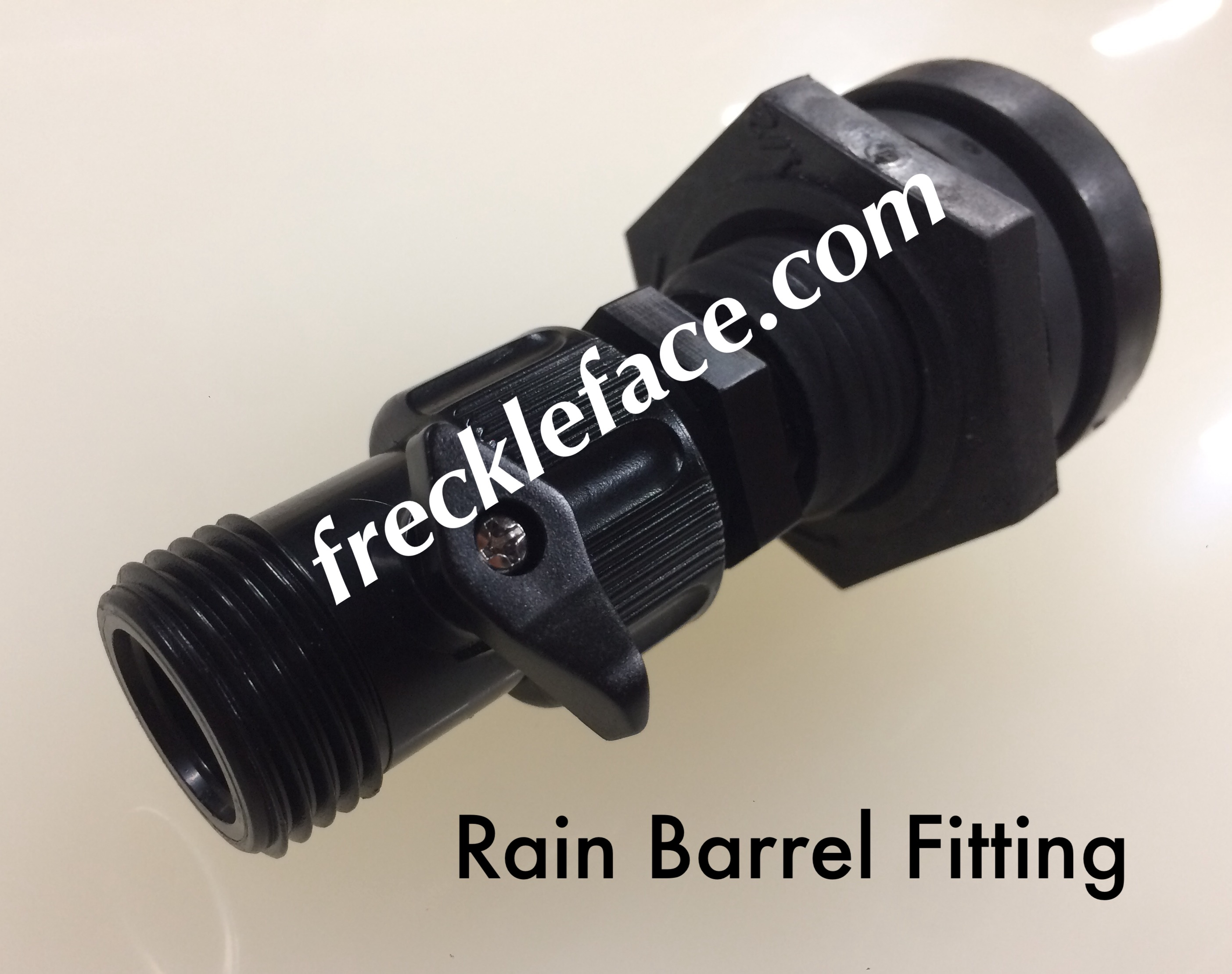Rain Barrel Fitting Rain Barrel Faucet