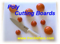 POLY CUTTING BOARDS