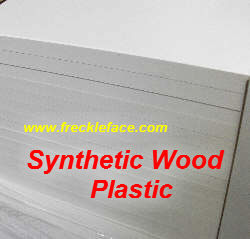 Synthetic Wood Plastic