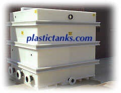 poltpropylene chiller tank