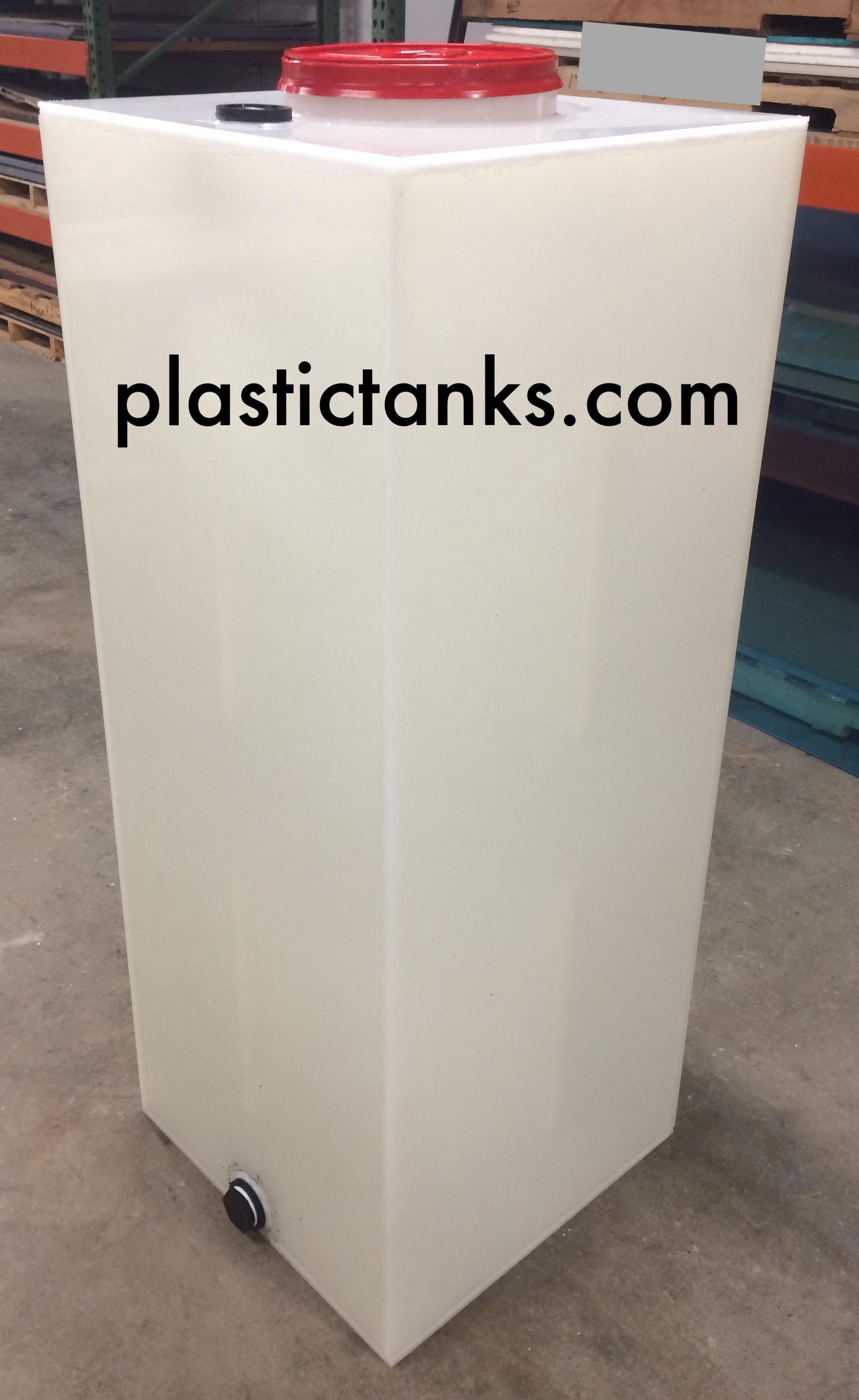 tall storage tank
