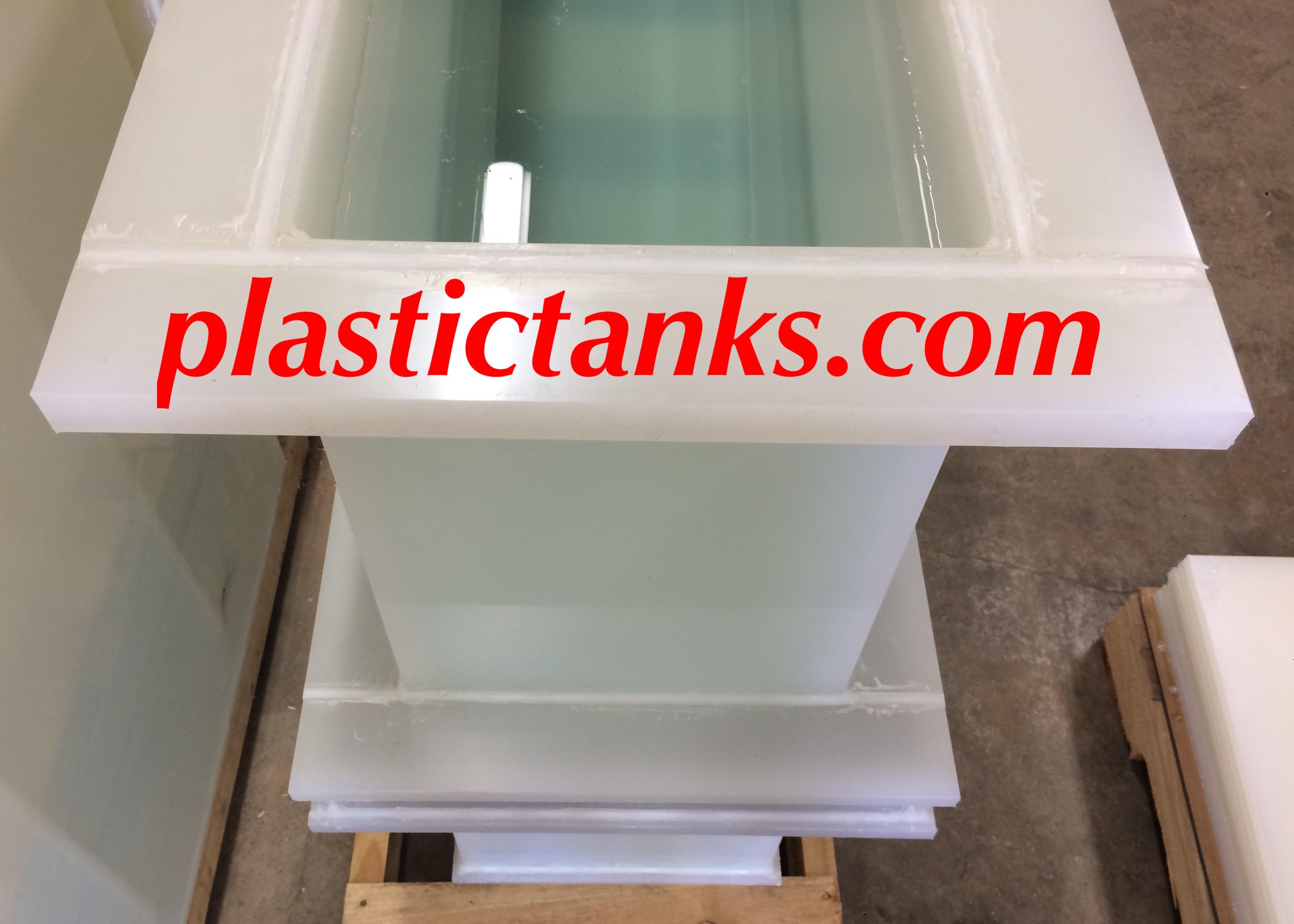 small plating tank