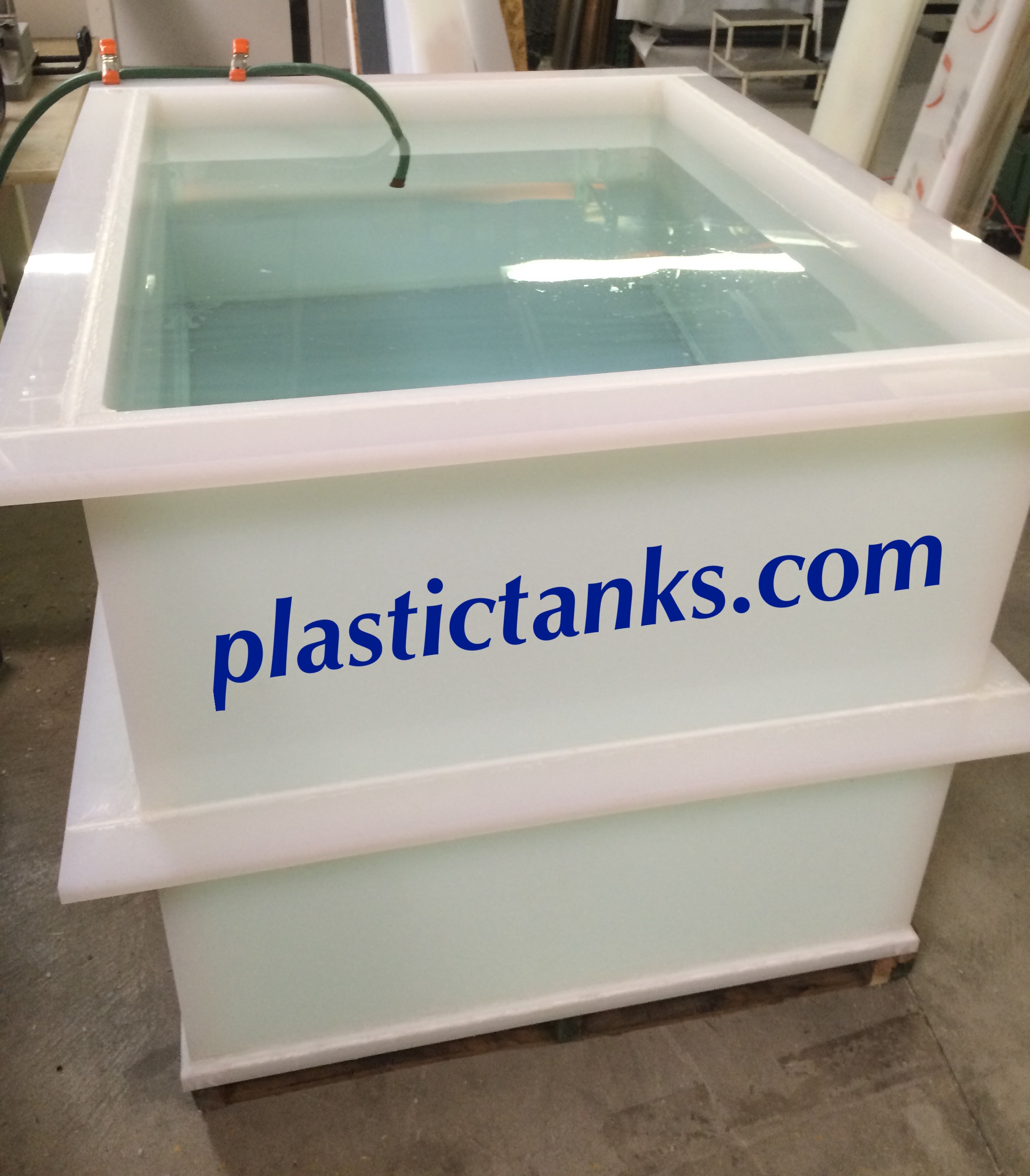 Small Polypropylene Plating Tank