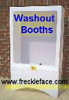 WASHOUT BOOTHS & SINKS